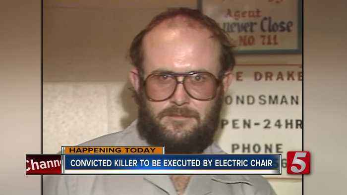 Tennessee inmate scheduled to die in electric chair