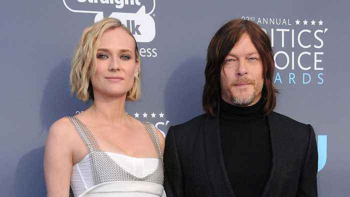 Diane Kruger, Norman Reedus Welcome First Child