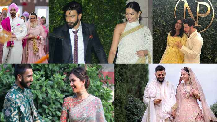 Deepika Padukone Ranveer Singh's wedding: Other Celebs who chose Micro-Wedding | FilmiBeat