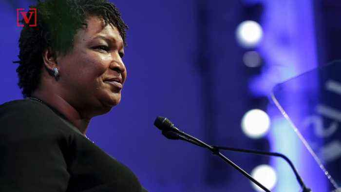 Stacey Abrams Calls Opponent's Hacking Probe into Democrats a 'Witch Hunt'