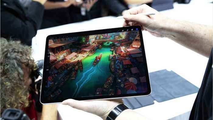 iPad Pro Reviews Are Rolling In