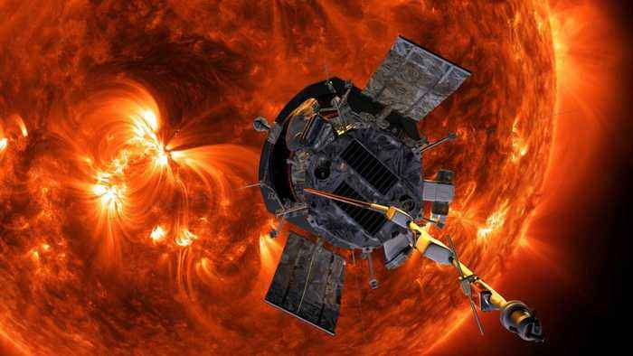 Solar Probe Sets Record For Fastest Spacecraft