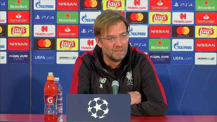 Klopp aims to 'cool the situation down' with Shaqiri Red Star omission
