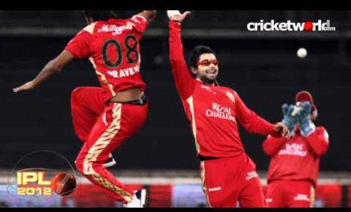 Cricket Video - Gayle, De Villers Break IPL 2012 Record, Bangalore Beat Kings XI - Cricket World TV