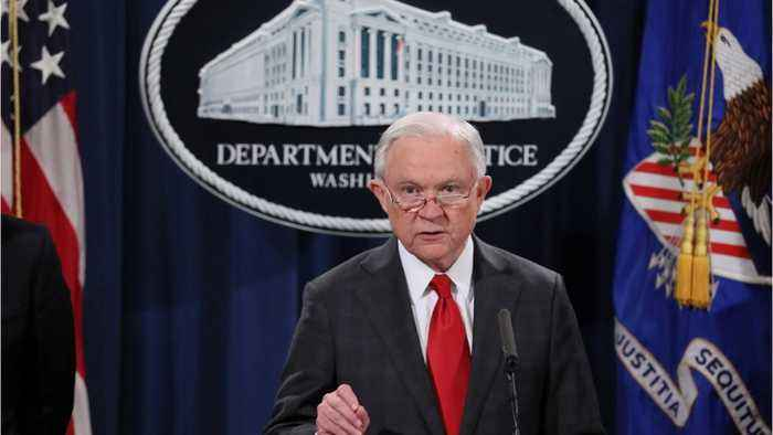 Trump Fires Attorney General Sessions