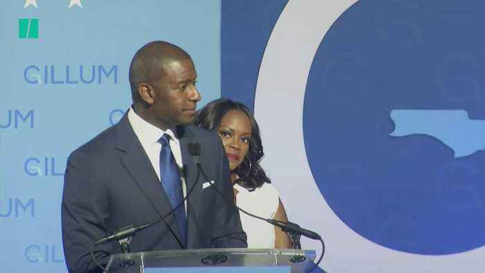Democrat Andrew Gillum Concedes Florida Governor Race