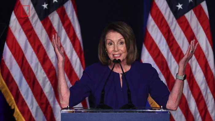 President Trump 'Endorses' Nancy Pelosi for Speaker of the House