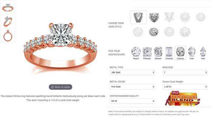 Finding the Perfect Engagement Ring this Holiday Season