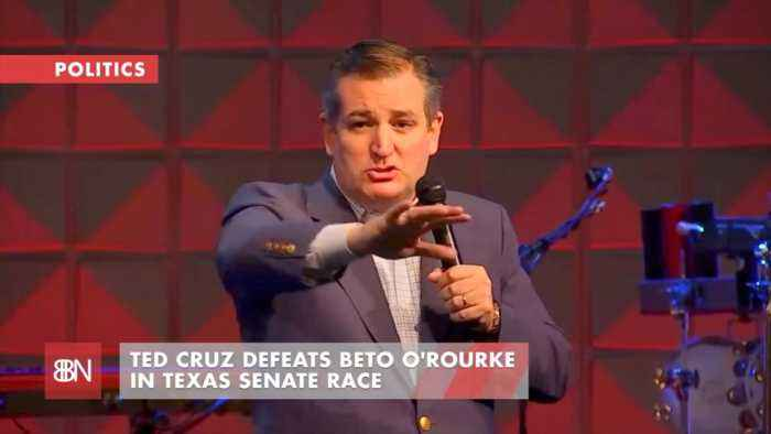 Senator Cruz Beats Back Beto