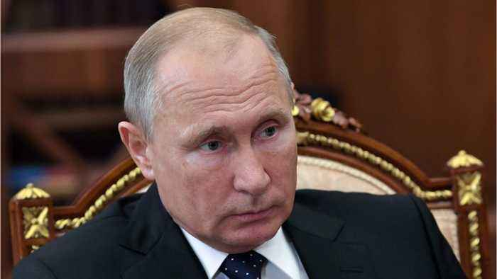 U.S. Imposes Sanctions On Russia