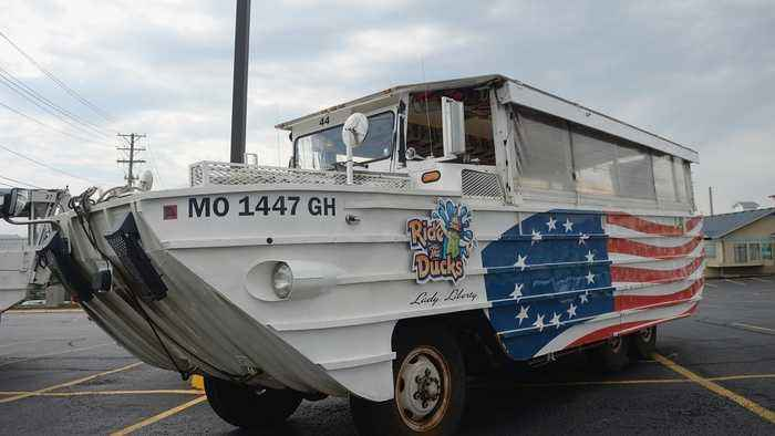 Duck Boat Captain Indicted In Deadly Tragedy