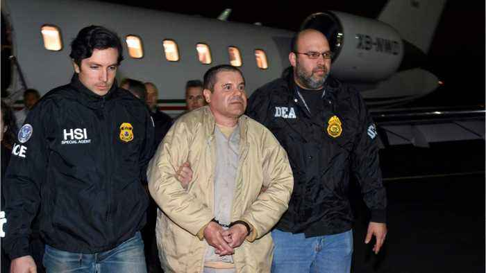 El Chapo's Trial Sees 27 Jurors Dismissed — Some For The Most Bizarre Reasons