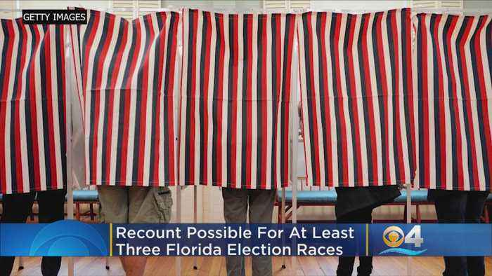 As Recounts Loom, Canvassing Boards To Go Over Provisional Ballots