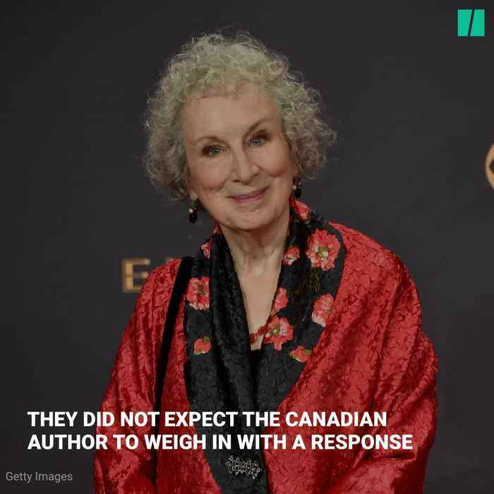 Margaret Atwood Helps Student With Essay Over  One News Page Video Margaret Atwood Helps Student With Essay Over Twitter