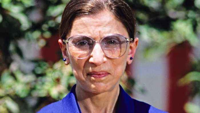 Ruth Bader Ginsburg has reportedly been hospitalized after falling in her office