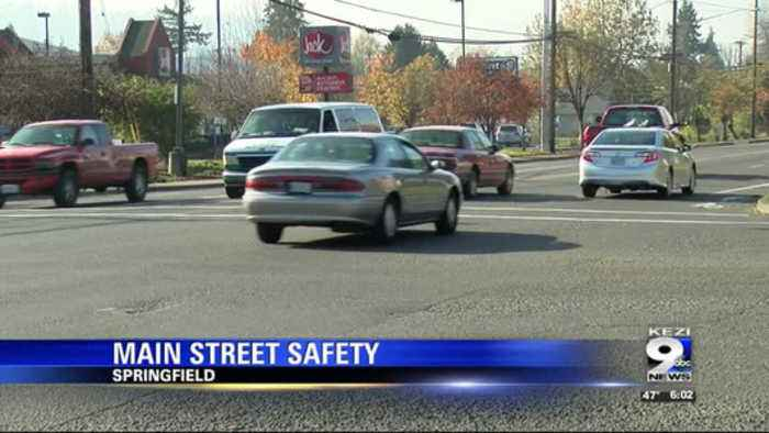 Springfield asks for input to make Main Street safer