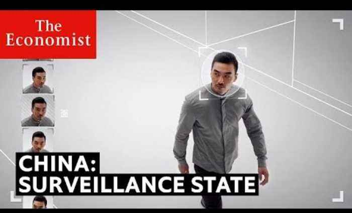 China: facial recognition and state control | The Economist