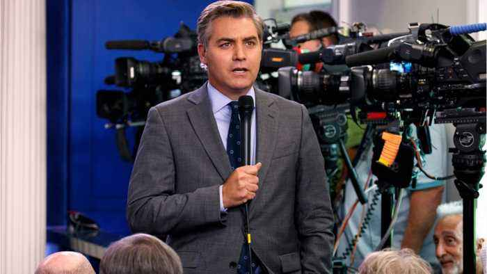 Is Jim Acosta's Press Pass Suspension A Trap For Other Reporters?