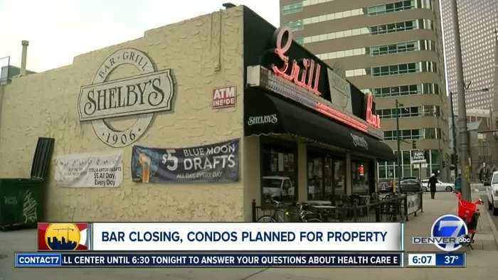 Proposed 38-story condo project would replace Shelby's Bar & Grill, surface parking lot