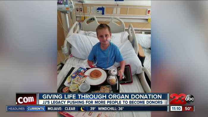 Giving life through organ donation