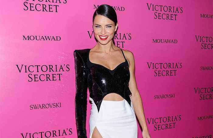 Adriana Lima is retiring from Victoria's Secret