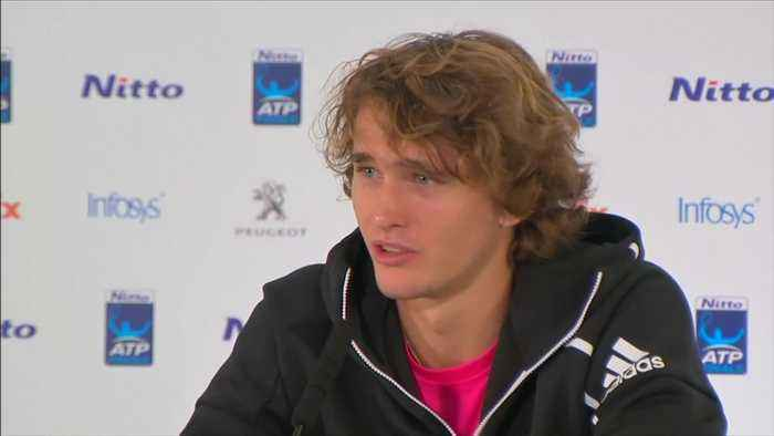 Players' towel habits can be ridiculous - Zverev