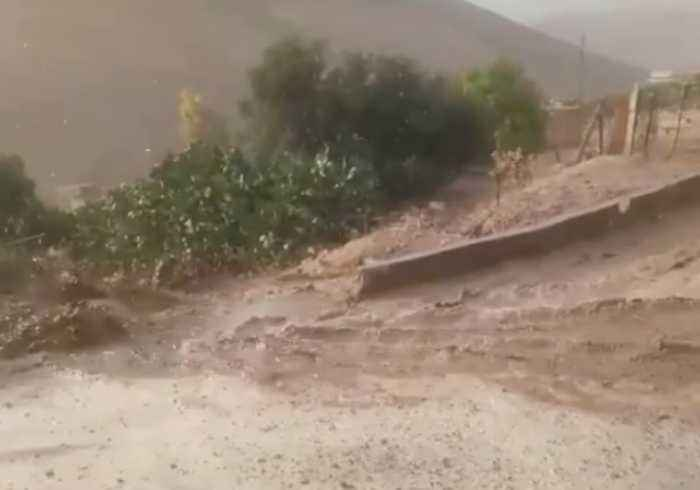 Multiple Fatalities Reported as Flash Flooding Swamps Jordan