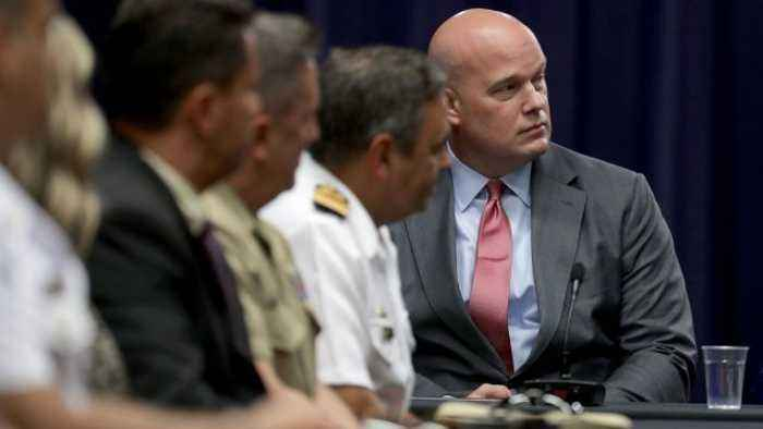 Acting Attorney General Whitaker Advised 'Scam' Company