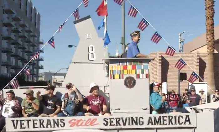 Veterans Day specials, events in Las Vegas | 2018