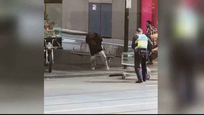 Australia: Police say Melbourne stabbing attack is 'terrorism'