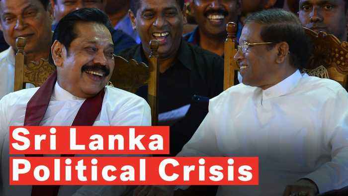 What's Happening In Sri Lanka?