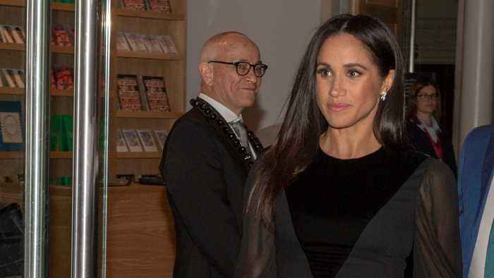 Meghan Markle's Assistant Resigns, No Reason Yet Rerported