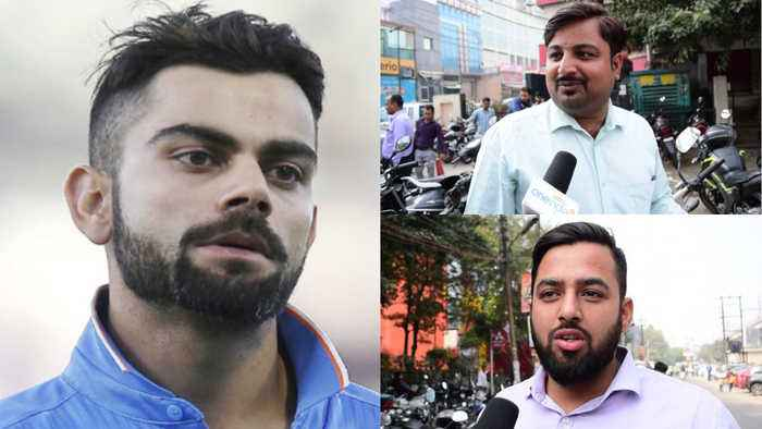 Virat Kohli SLAMMED by Public over 'Leave India' Statement for Fan; Public Reaction | वनइंडि