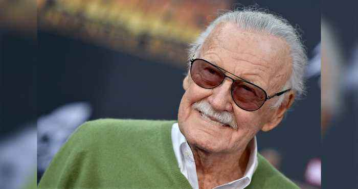 Stan Lee, the Comic Book Legend Behind Marvel, Dies at 95