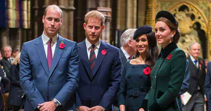 Why Meghan Markle and Prince Harry May Split from Kate Middleton and Prince William