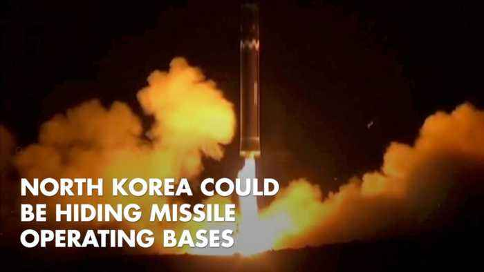 Is North Korea Hiding Missile Bases
