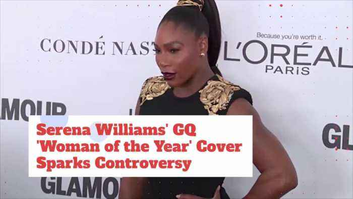 Serena Is GQ Woman Of The Year