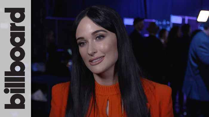 Kacey Musgraves Reacts to Winning Album of the Year at 2018 CMA Awards   Billboard
