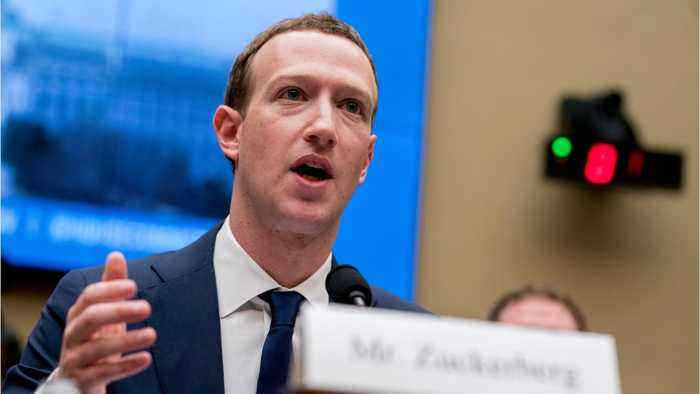 Mark Zuckerberg Addresses Company Hiring Research Firm To Help With Image