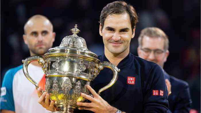 Roger Federer Says He Doesn't Want His Pursuit Of 100 Titles To 'Make Him Go Crazy'