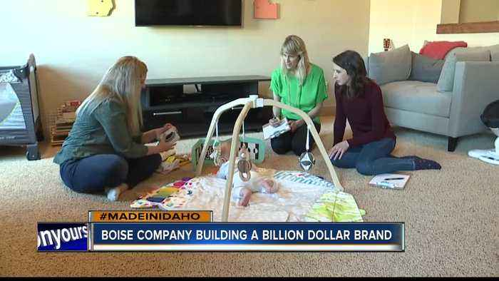 Made in Idaho: Boise based Lovevery receives national attention for its educational toys