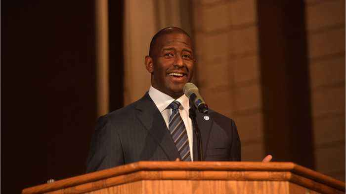 Democrat Gillum Concedes Florida Governor's Race
