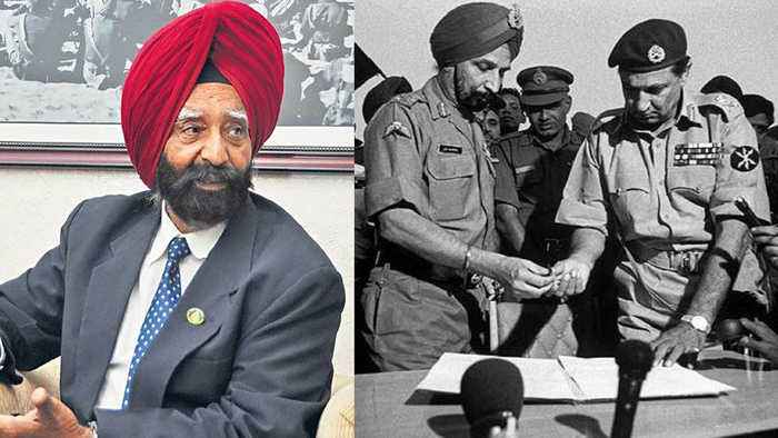 Kuldip Singh Chandpuri Biography: Real Hero of 1971 Longewala Battle | FilmiBeat