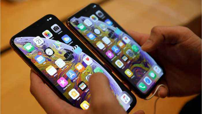 Apple Shares Cut To The Core After Scaling Back iPhone Production