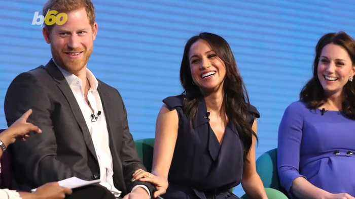 All the Feels! Prince Harry and Meghan Markle's Sweetest Moments of 2018
