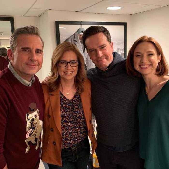 'Saturday Night Live' Holds Mini 'The Office' Reunion