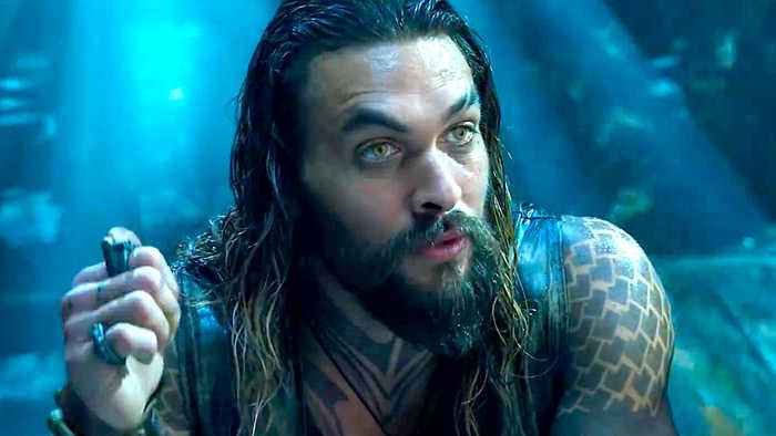 Aquaman with Jason Momoa - Official Final Trailer
