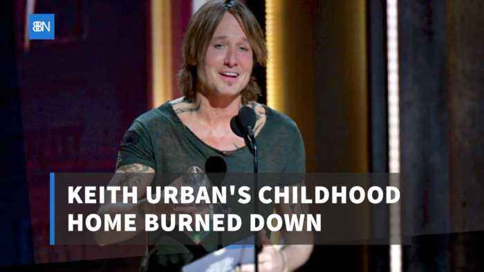 Keith Urban Sympathizes With Victims Of Wildfires