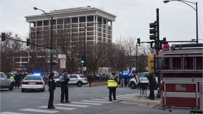 Chicago Police Investigate Hospital Shooting That Left Four Dead