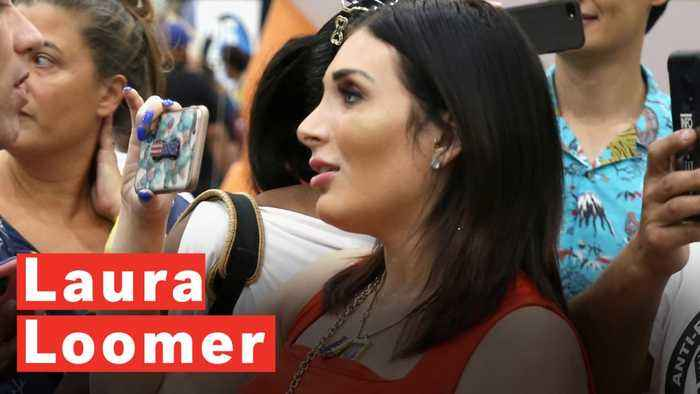 Who Is Right-Wing Commentator Laura Loomer?